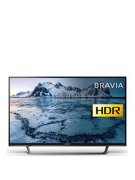 Sony Bravia Kdl40We663Bu 40 Inch Full Hd Hdr Smart Tv  Black