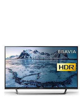 Sony Bravia Kdl49We663Bu 49Inch Full Hd Hdr Smart Tv  Black