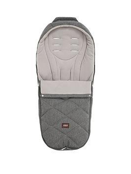 Mamas & Papas Mamas &Amp Papas Ocarro Footmuff  Tailored