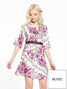 ri-petite-white-floral-smock-dress
