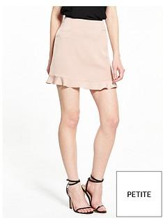 ri-petite-nude-frill-skirt