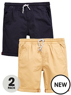 v-by-very-2pk-woven-shorts-black-tan