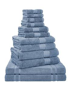 bianca-cottonsoft-bianca-12-piece-towel-bale-chambray