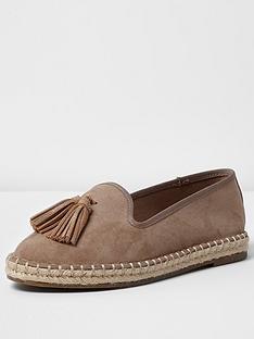 river-island-espadrille-shoe