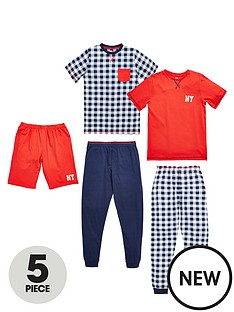 v-by-very-6pc-wake-up-awesome-pyjamas
