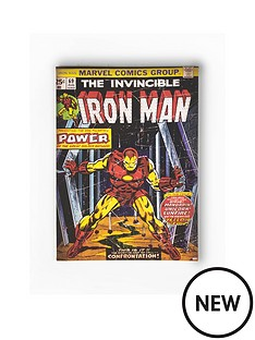 graham-brown-marvel-iron-man-printed-canvas