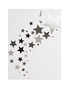 graham-brown-metallic-silver-star-stickers
