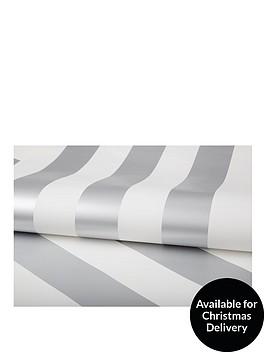 graham-brown-silver-metallic-stripe-wallpaper