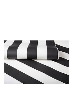 graham-brown-monochrome-stripe-wallpaper