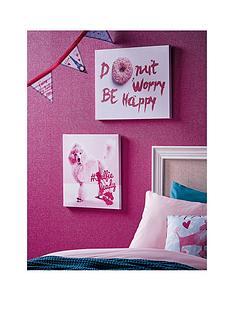 arthouse-glitterati-plain-fuchsia-pink-wallpaper
