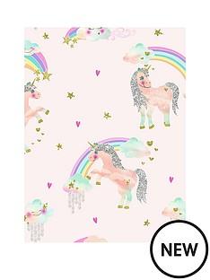 arthouse-rainbow-unicorn-wallpaper