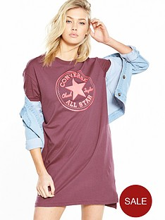 converse-varsity-tee-dress-dark-rednbsp