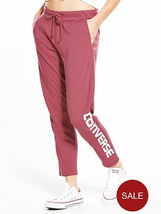 converse-wordmark-tapered-pants-dark-red
