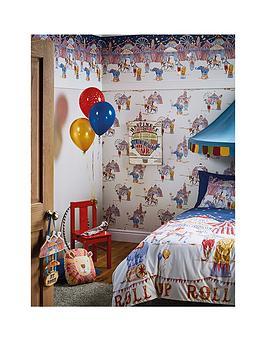 Arthouse Circus Fun Wallpaper