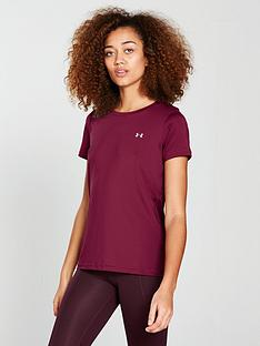 under-armour-heatgearreg-armour-short-sleeve-tee-blackcurrantnbsp