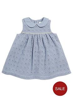 mamas-papas-lace-collar-dress