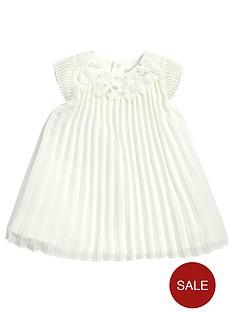 mamas-papas-baby-girls-pleated-dress