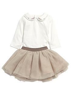mamas-papas-2-piece-tutu-and-dobby-blouse-set