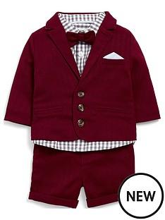 mamas-papas-baby-boys-check-shirt-jacket-amp-shorts-outfit