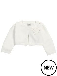mamas-papas-baby-girls-flower-applique-cardigan