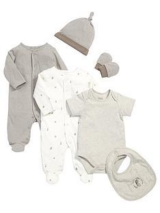mamas-papas-baby-6-piece-acorn-print-set