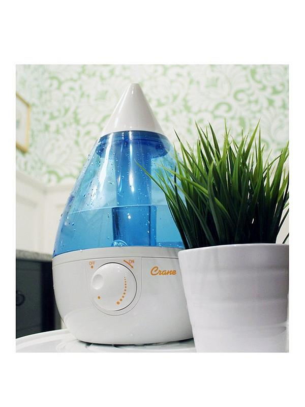 InOne Cool Mist Humidifier Air Purifier for Home Office Baby