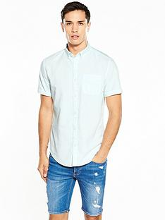 river-island-short-sleeve-oxford-shirt