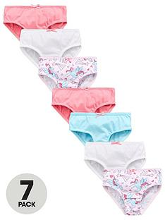 mini-v-by-very-girls-7pk-unicorn-knickers