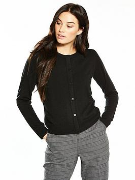 v-by-very-supersoft-crew-neck-cardigan