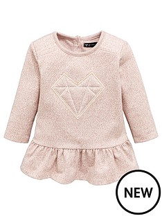 mini-v-by-very-baby-girls-space-dye-frill-hem-dress