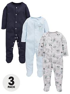 mini-v-by-very-baby-boys-3-pk-sleepsuits