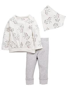 mini-v-by-very-baby-girls-3pc-unicorn-bandana-bib-top-and-legging-set