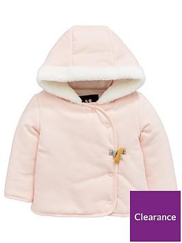 mini-v-by-very-baby-girls-fleece-trim-hooded-sweat-jacket