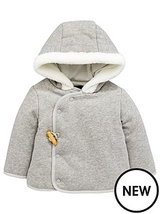 mini-v-by-very-baby-unisex-fleece-trim-hooded-sweat-jacket