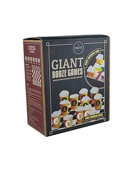 Giant Booze Games