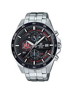 casio-edifice-black-dial-stainless-steel-bracelet-mens-watch