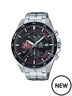 casio-edifice-black-dial-stainless-steel-bracelet-mens-watch