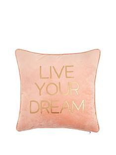 live-your-dream-cushion