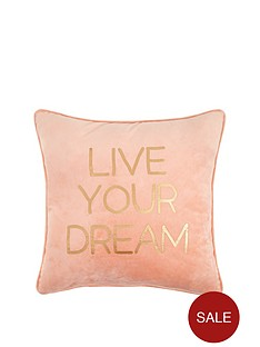 live-your-dream-cushion