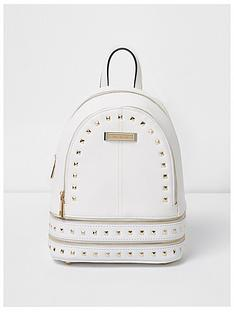 river-island-mini-stud-backpack