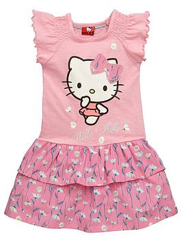Hello Kitty Girls Summer Dress