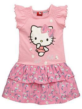 Hello Kitty Girls Summer Dress