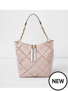river-island-laser-cut-slouch-bag