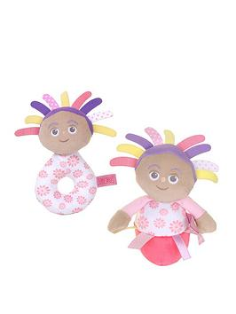 In The Night Garden Baby In The Night Garden Baby Grabber &Amp Chime Toy Twin Pack  Upsy Daisy
