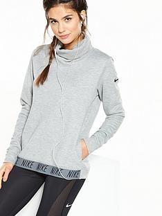 nike-training-dry-cowl-neck-top