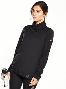 nike-training-dry-cowl-neck-top-blacknbsp