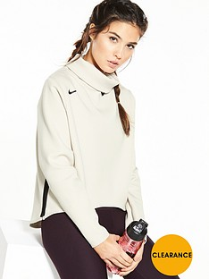 nike-training-chrome-blush-dry-thermaflex-top--nbsplight-bonenbsp