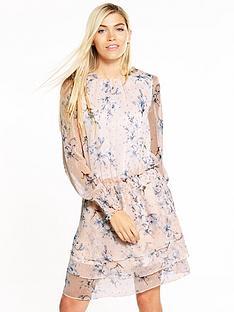 yas-glaze-long-sleeve-dress