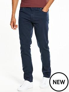farah-drake-slim-fit-twill-trousers