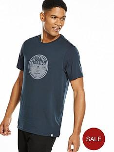 farah-homer-graphic-print-t-shirt